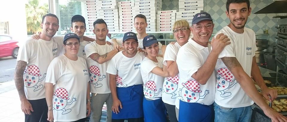 Nuevo Look en Piper Pizza