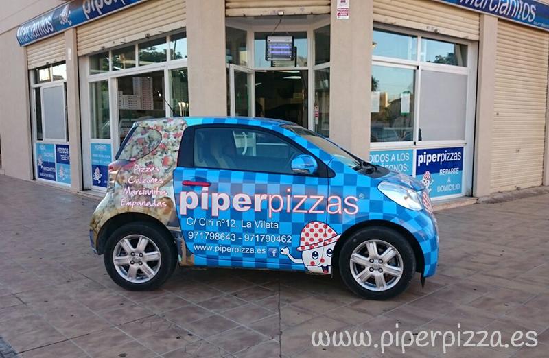 Pipercar