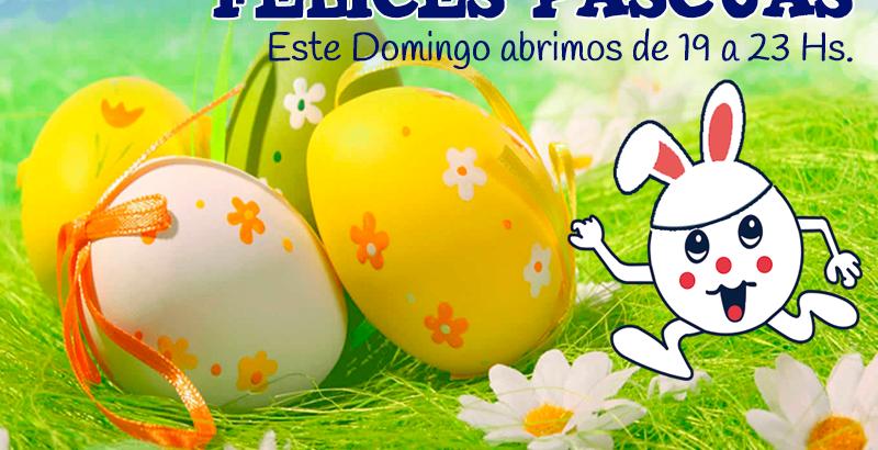 Felices Pascuas !!