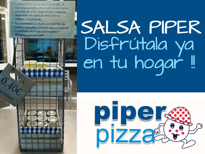 La Salsa Piper en tu cocina