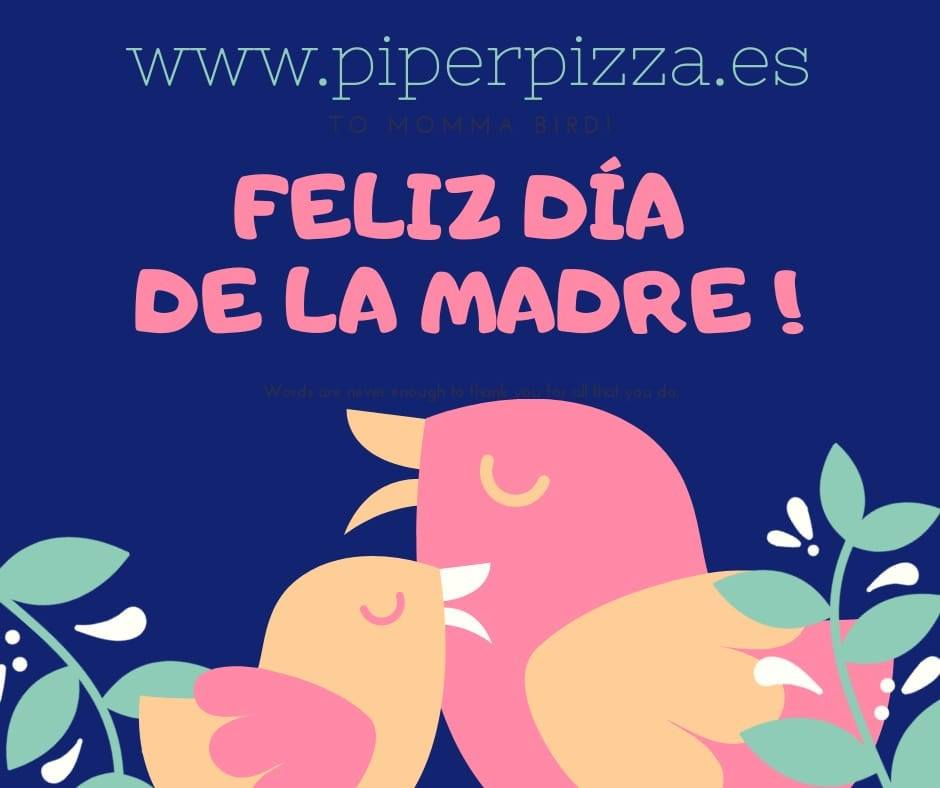 Feliz Dia de La Madre !!!