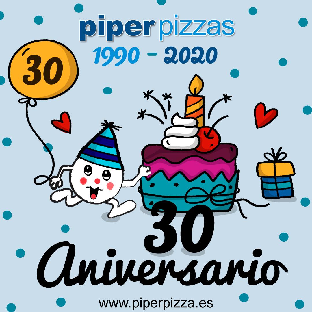 Cumplimos 30 años !!!